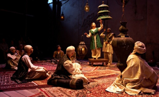 The Arabian Nights Scene - Photo by Sean Williams